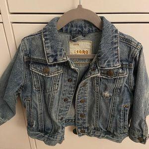 Baby Gap 24 month jean jacket
